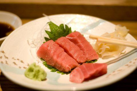 سمك التونا
